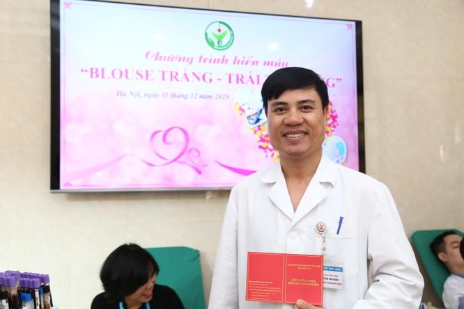 Bệnh viện Hữu nghị Việt Đức có thể thiếu hơn 10.000 đơn vị máu để cấp cứu bệnh nhân trong dịp Tết ảnh 2
