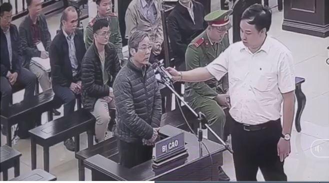 Bị cáo Nguyễn Bắc Son khai trước tòa chiều nay về vụ nhận hói lộ 3 triệu USD