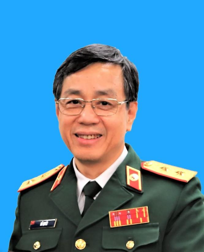 Trung tướng, GS.TS. Đỗ Quyết – Giám đốc Học viện Quân y (ảnh: HVQY)