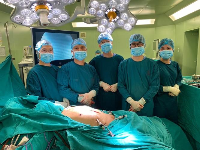Trước lúc phẫu thuật cho người bệnh