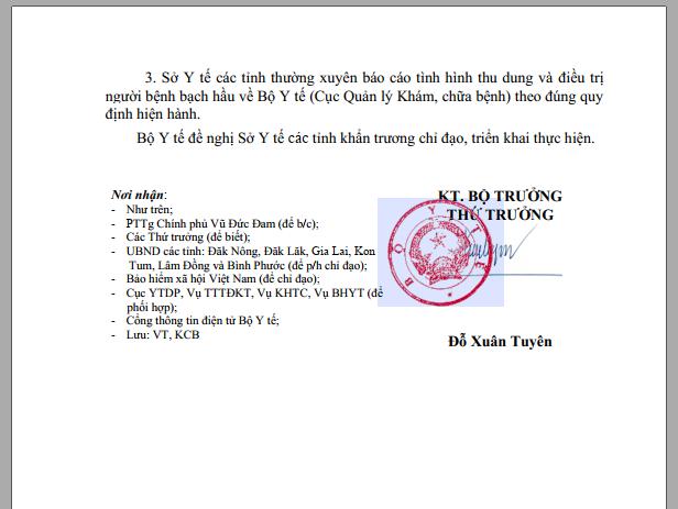 Cảnh báo: Dịch bạch hầu diễn biến phức tạp tại một số tỉnh miền Trung, Tây Nguyên. ảnh 2