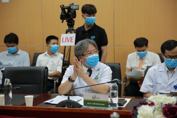 Khai trương Trung tâm khám, chữa bệnh từ xa hiện đại tại Bệnh viện Việt Đức ảnh 2