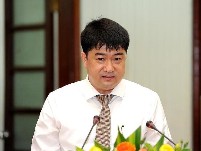 PGS.TS Chu Hoàng Hà - Phó Chủ tịch Viện Hàn lâm KH&CN Việt Nam