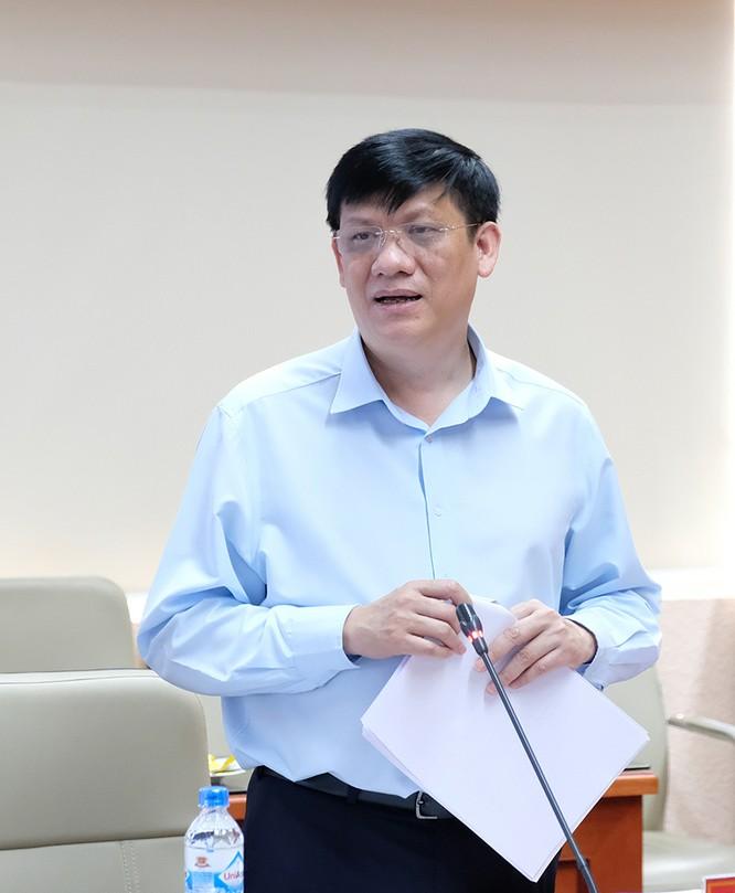 Chiều nay, Quốc hội xem xét phê chuẩn việc bổ nhiệm ông Nguyễn Thanh Long làm Bộ trưởng Bộ Y tế ảnh 1