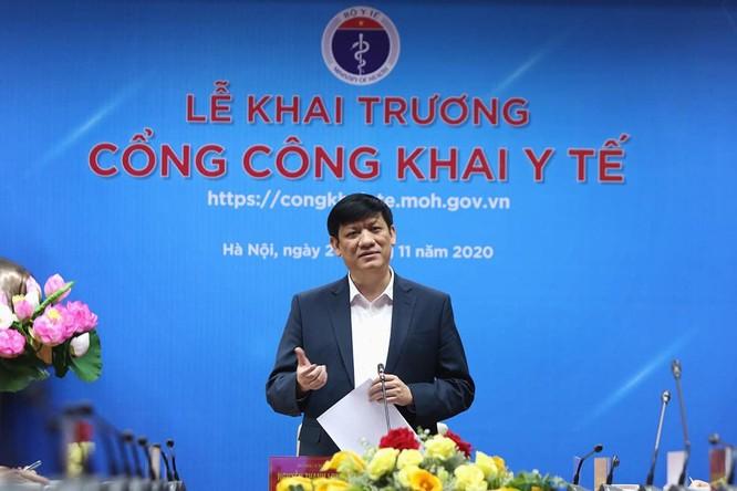 Bộ trưởng Nguyễn Thanh Long: Chuyển đổi số để phục vụ người dân tốt hơn ảnh 4