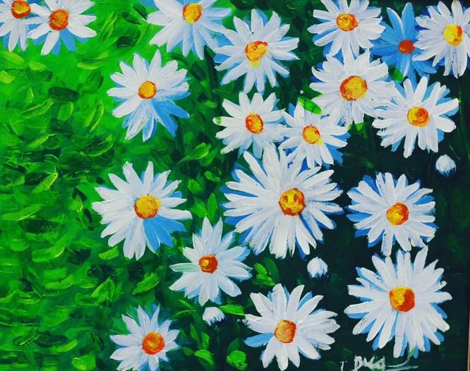 """Triển lãm """"Sắc màu- những mảnh ghép"""" – một góc nhìn của trẻ tự kỷ ảnh 5"""