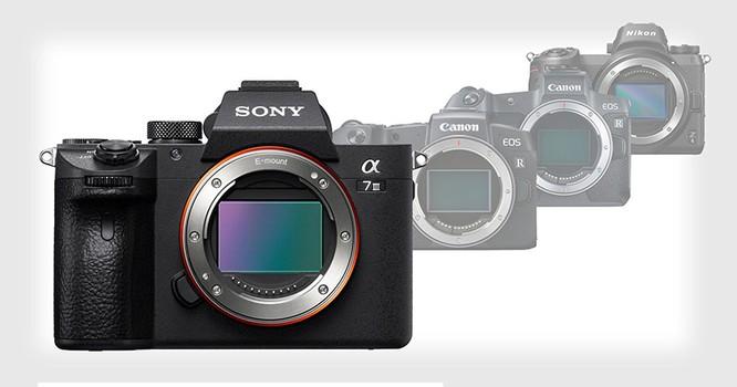 Máy ảnh không gương lật Sony bán nhiều hơn cả Canon và Nikon cộng lại ảnh 2