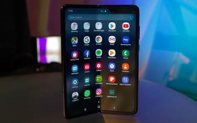 Google xác nhận rằng họ đang phát triển smartphone màn hình gập ảnh 1