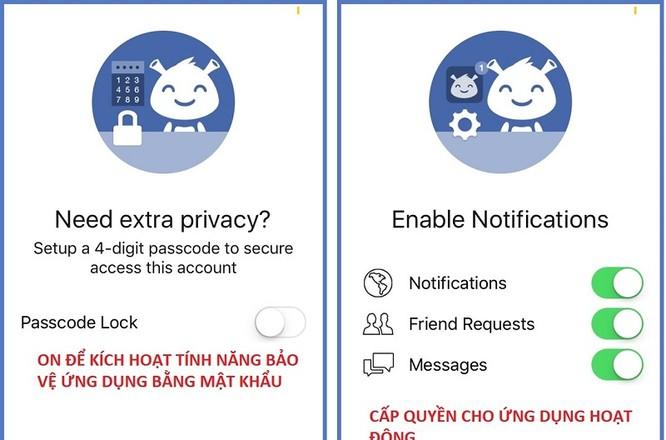 Mẹo gộp Facebook và Messenger trên iOS ảnh 3