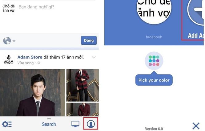 Mẹo gộp Facebook và Messenger trên iOS ảnh 5