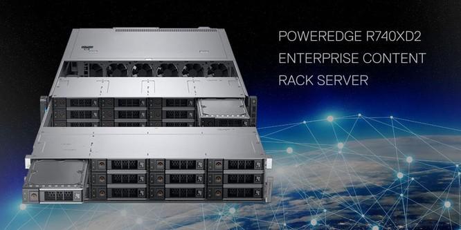 PowerEdge R740XD2 – Máy chủ thế hệ mới cho doanh nghiệp ảnh 1