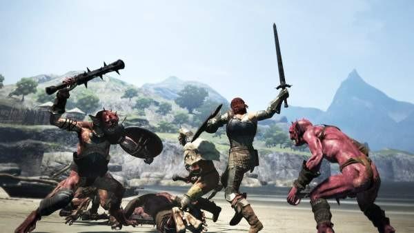 Đánh giá game Dragon's Dogma: Dark Arisen phiên bản Switch ảnh 1