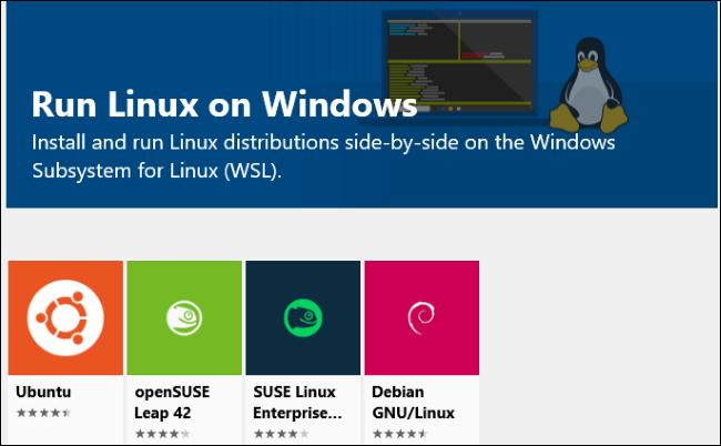 Tích hợp Linux ngay trong Windows 10, một mũi tên trúng hai đích của Microsoft ảnh 2