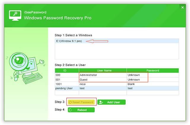 Cách lấy lại mật khẩu Windows 10 dễ dàng nhất ảnh 5
