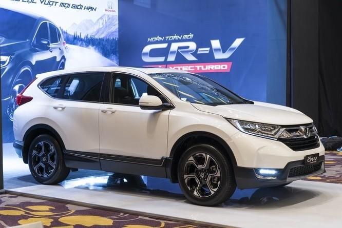 Giảm giá cả trăm triệu đồng, Honda CR-V vẫn sụt giảm quá nửa doanh số ảnh 1