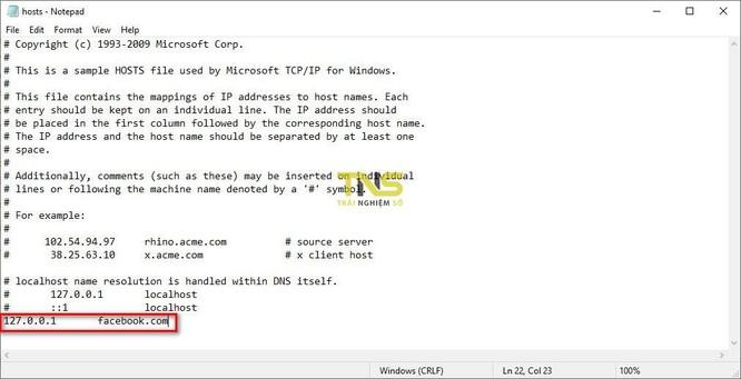 Cách chặn một trang web trên Microsoft Edge ảnh 4