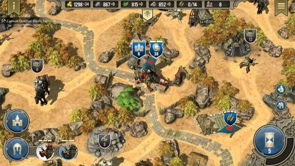 Đánh giá game mobile SpellForce: Heroes & Magic ảnh 1