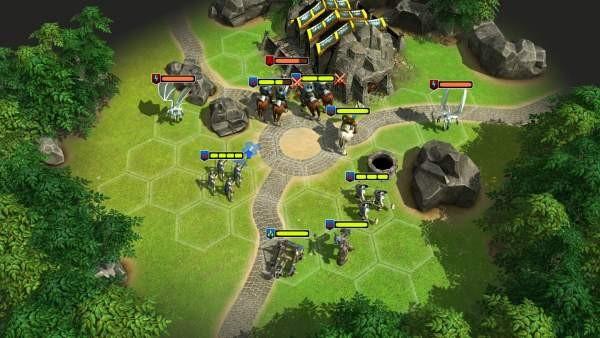 Đánh giá game mobile SpellForce: Heroes & Magic ảnh 3