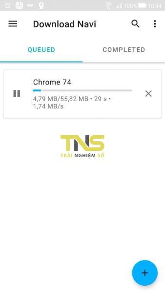 Download Navi: Trình download miễn phí cho Android, Android TV, Chrome OS ảnh 1