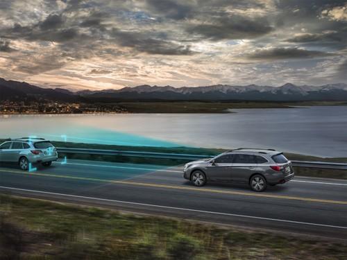 Những điểm cộng của mẫu SUV gia đình Subaru Outback ảnh 2