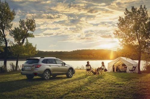 Những điểm cộng của mẫu SUV gia đình Subaru Outback ảnh 1