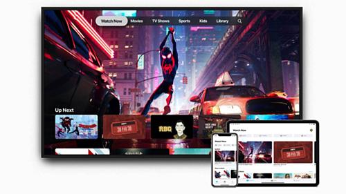 Smart TV Samsung hỗ trợ kho giải trí Apple, kết nối với iPhone ảnh 1