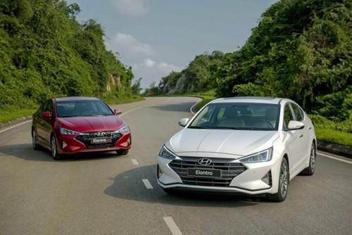 Hyundai Elantra mới giá cao nhất 769 triệu tại Việt Nam ảnh 1