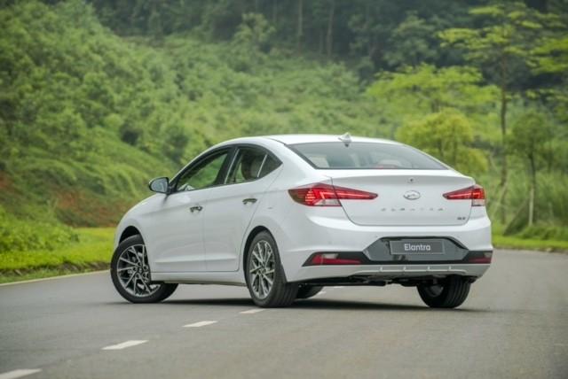 Hyundai Elantra mới giá cao nhất 769 triệu tại Việt Nam ảnh 4