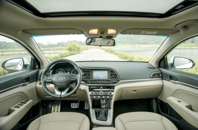 Hyundai Elantra mới giá cao nhất 769 triệu tại Việt Nam ảnh 5
