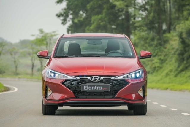 Hyundai Elantra mới giá cao nhất 769 triệu tại Việt Nam ảnh 6