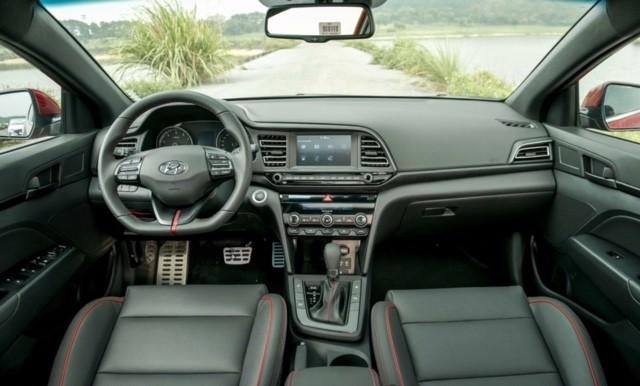 Hyundai Elantra mới giá cao nhất 769 triệu tại Việt Nam ảnh 7