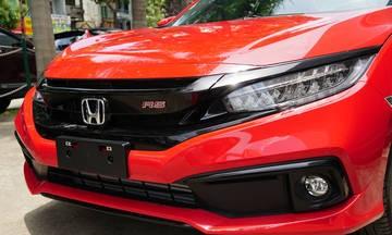 Honda Civic RS 2019 - sedan thể thao lăn bánh hơn 1 tỷ ảnh 2