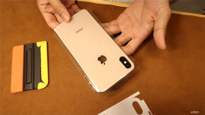 Ra mắt thương hiệu bảo vệ điện thoại và các thiết bị điện tử cao cấp Aero – X ảnh 2