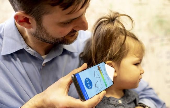Ứng dụng điện thoại giúp chẩn đoán bệnh viêm tai giữa tại nhà ảnh 2