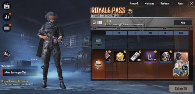 """PUBG Mobile: Royale Pass 7 mới khai mở lập tức đã có """"Rich Kids"""" VN chi tiền triệu đã hốt hết quà ảnh 2"""