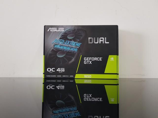 Trên tay Asus GTX 1650 Dual: Chiếc card đồ họa không nguồn phụ mạnh nhất thế giới! ảnh 1