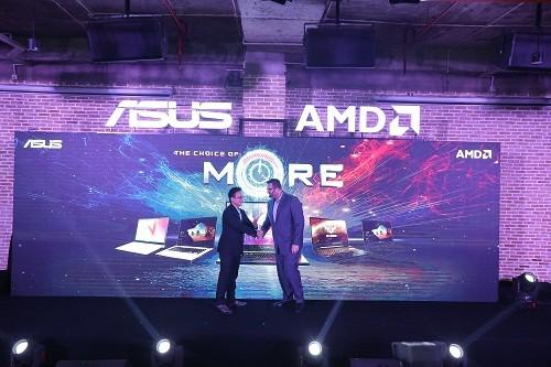Asus giới thiệu loạt sản phẩm trang bị nền tảng AMD Ryzen Mobile ảnh 1