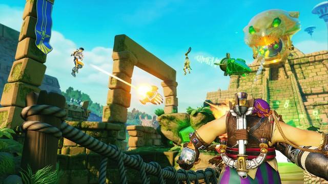 Game bắn súng đa nền bao nhộn Rocket Arena đã cho phép game thủ đăng ký thử nghiệm ảnh 2