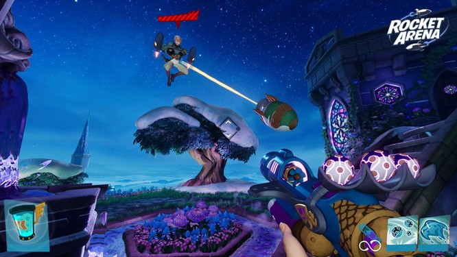 Game bắn súng đa nền bao nhộn Rocket Arena đã cho phép game thủ đăng ký thử nghiệm ảnh 3