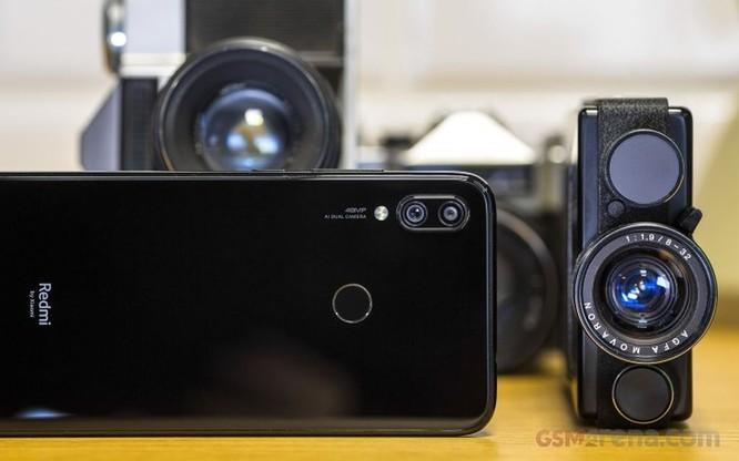 Redmi Note 7S ra mắt: Camera kép 48MP, pin 4.000mAh, giá từ 158 USD ảnh 2