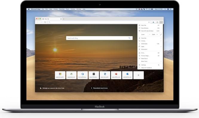 Mời tải về trình duyệt Edge trên MacOS - Đã có phiên bản chính thức từ Microsoft ảnh 1