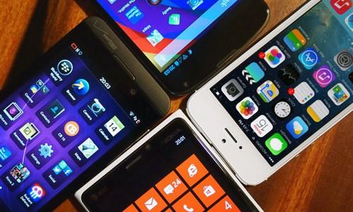 Android trở thành nền tảng thống lĩnh thị trường smartphone. Ảnh: iMore