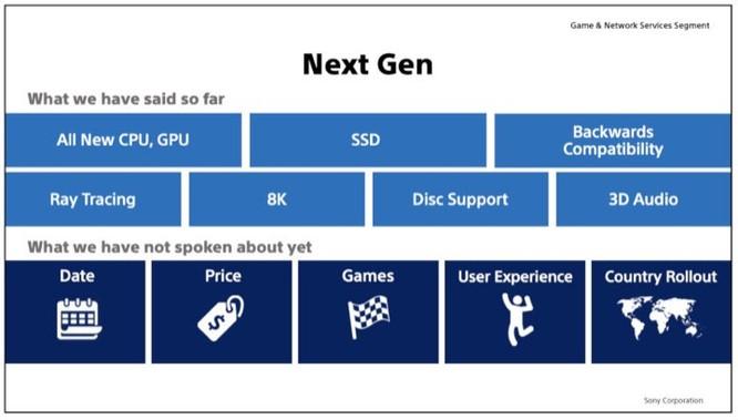 Sony tiết lộ nhiều thông tin quan trọng của PS5: có Ray Tracing, tương thích ngược với PS4 ảnh 2