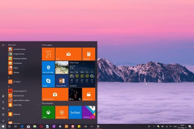 Microsoft phát hành bản cập nhật Windows tháng 5/2019, người dùng có thể tải về hôm nay ảnh 1