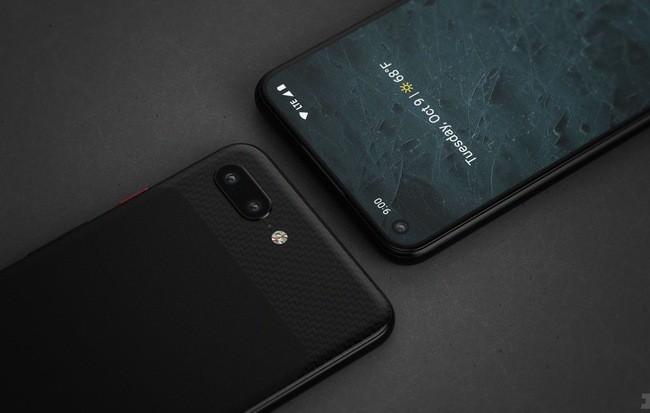 Ngắm concept Google Pixel 4 với màn hình gần như không viền và camera kép ở mặt lưng ảnh 1