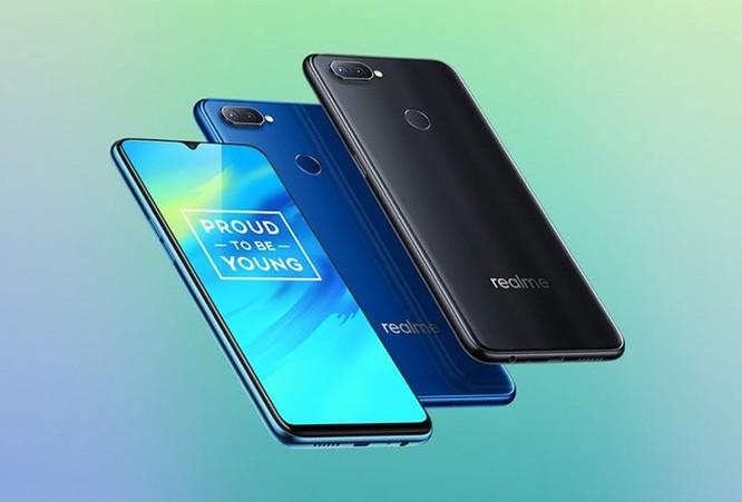 """Realme """"nhắm chỗ"""" của Honor và Xiaomi ở châu Âu ảnh 1"""