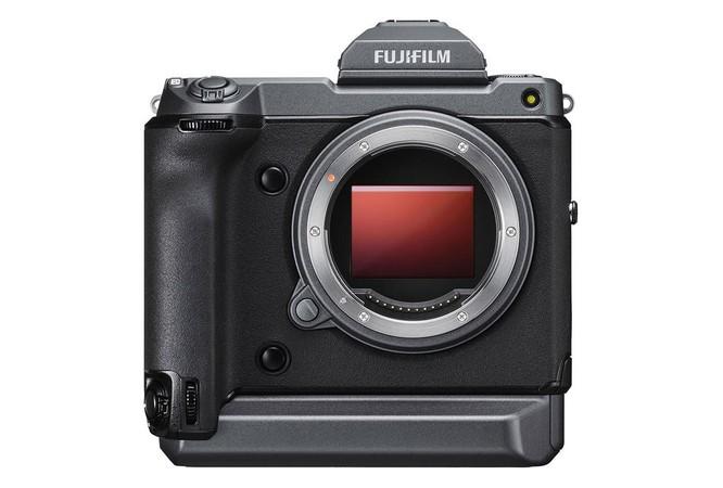Fujifilm công bố máy ảnh Medium Format GFX100: 102MP, chống rung IBIS, giá 10.000 USD ảnh 1