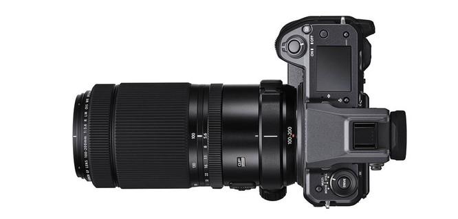 Fujifilm công bố máy ảnh Medium Format GFX100: 102MP, chống rung IBIS, giá 10.000 USD ảnh 12