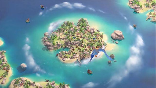 Dawn of Isles - Game mobile nhập vai ấn tượng mới mở thử nghiệm ảnh 3