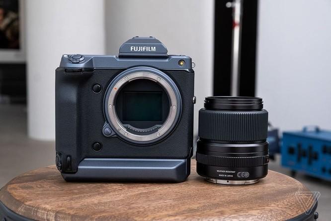 Fujifilm công bố máy ảnh Medium Format GFX100: 102MP, chống rung IBIS, giá 10.000 USD ảnh 3